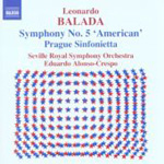 Balada: Symphony No 5; Prague Sinfonietta (CD)