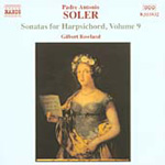 Soler: Harpsichord Sonatas Vol 9 (CD)