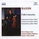 Haydn: Cello Concertos (CD)