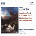 Alfvén: Symphony No 2; Prodigal Son (CD)