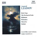 Liadov: Orchestral Works (CD)