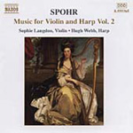 Spohr: Works for Violin and Harp (CD)