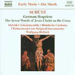 Schütz: German Requiem (CD)