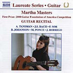 Martha Masters - Artist Laureate (CD)