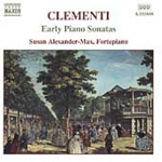 Clementi: Piano Sonatas (CD)