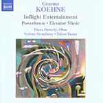 Koehne: Orchestral Works (CD)