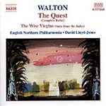 Walton: The Quest; The Wise Virgins (CD)