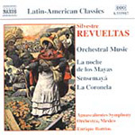 Revueltas: Orchestral Works (CD)