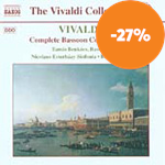 Vivaldi: Complete Basson Concertos, Vol 1 (CD)