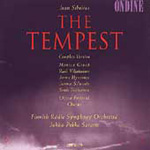 Sibelius: The Tempest (CD)