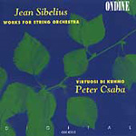 Sibelius: Works for String Orchestra (CD)