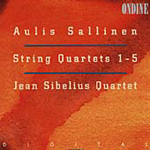 Sallinen: String Quartets (CD)