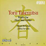 Takemitsu: Works for Flute and Guitar (CD)