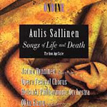 Sallinen: Songs of Life and Death (CD)