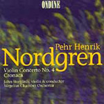Nordgren: Violin Concerto etc (CD)