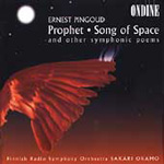 Pingoud: Symphonic Poems (CD)