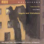 Rautavaara: Angels & Visitations; Isle of Bliss; Violin Concerto (CD)