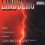 Produktbilde for Lindberg: Arena; Corrente II; Feria (CD)
