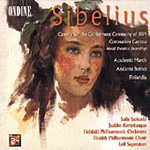 Sibelius: Cantatas and Orchestral Music (CD)