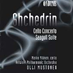 Shchedrin: Cello Concerto & Seagull Suite (CD)