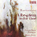 Rautavaara: A Requiem in Our Time - Cpte Works for Brass (CD)