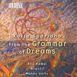 Saariaho: From the Grammar of Dreams (CD)