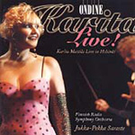 Produktbilde for Karita Live! (CD)