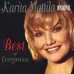 Produktbilde for Best of Evergreens (CD)