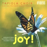 Tapiola Children's Choir - Joy! (CD)