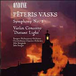 Vasks: Symphony No 2; Violin Concerto (CD)