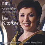Mahler, A: Complete Songs (CD)