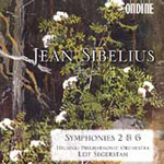 Sibelius: Symphonies Nos 2 and 6 (CD)