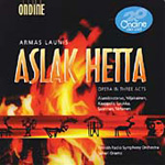 Launis: Aslak Hetta (CD)