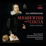 Kortekangas: Messenius & Lucia (CD)