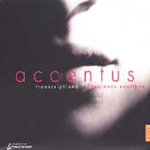 Accentus Transcriptions (CD)