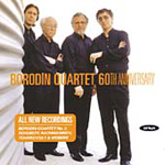 Borodin Quartet 60th Anniversary (CD)
