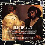 Beethoven: Violin Sonatas (CD)