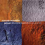 Mozart: String Quartets Nos 21 & 23 (CD)