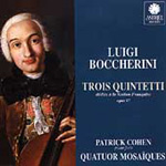 Boccherini: Piano Quintets (CD)