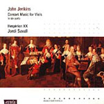 Jenkins: Consort Music (CD)