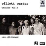 Carter: Chamber Works (CD)