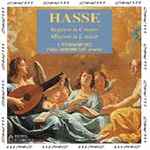 Hasse: Choral Works (CD)
