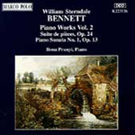 Sterndale Bennett: Piano Works - Volume 2 (CD)