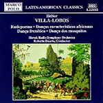 Villa-Lobos: Orchestral Works (CD)