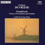 Devreese: Piano Works (CD)