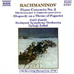 Rachmaninov: Works for Piano and Orchestra (CD)