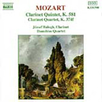 Mozart: Chamber Works for Clarinet (CD)