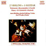 Works for two violins and guitar (CD)
