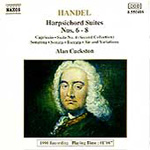 Handel: Harpsichord Suites (CD)