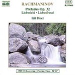 Rachmaninov: Preludes, Vol. 2 (CD)